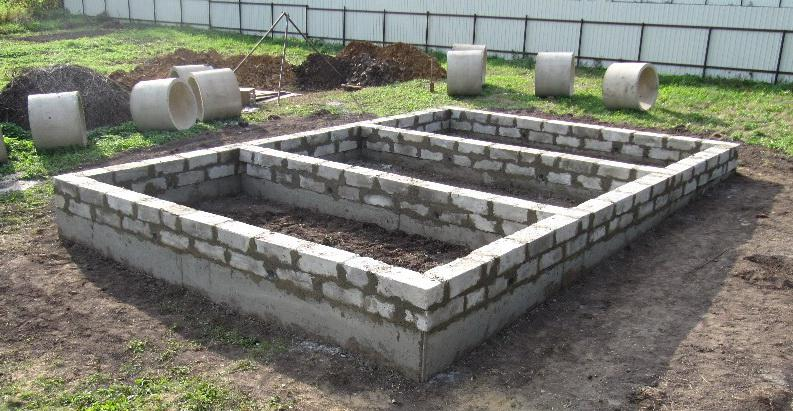 ячеистобетонный бетон
